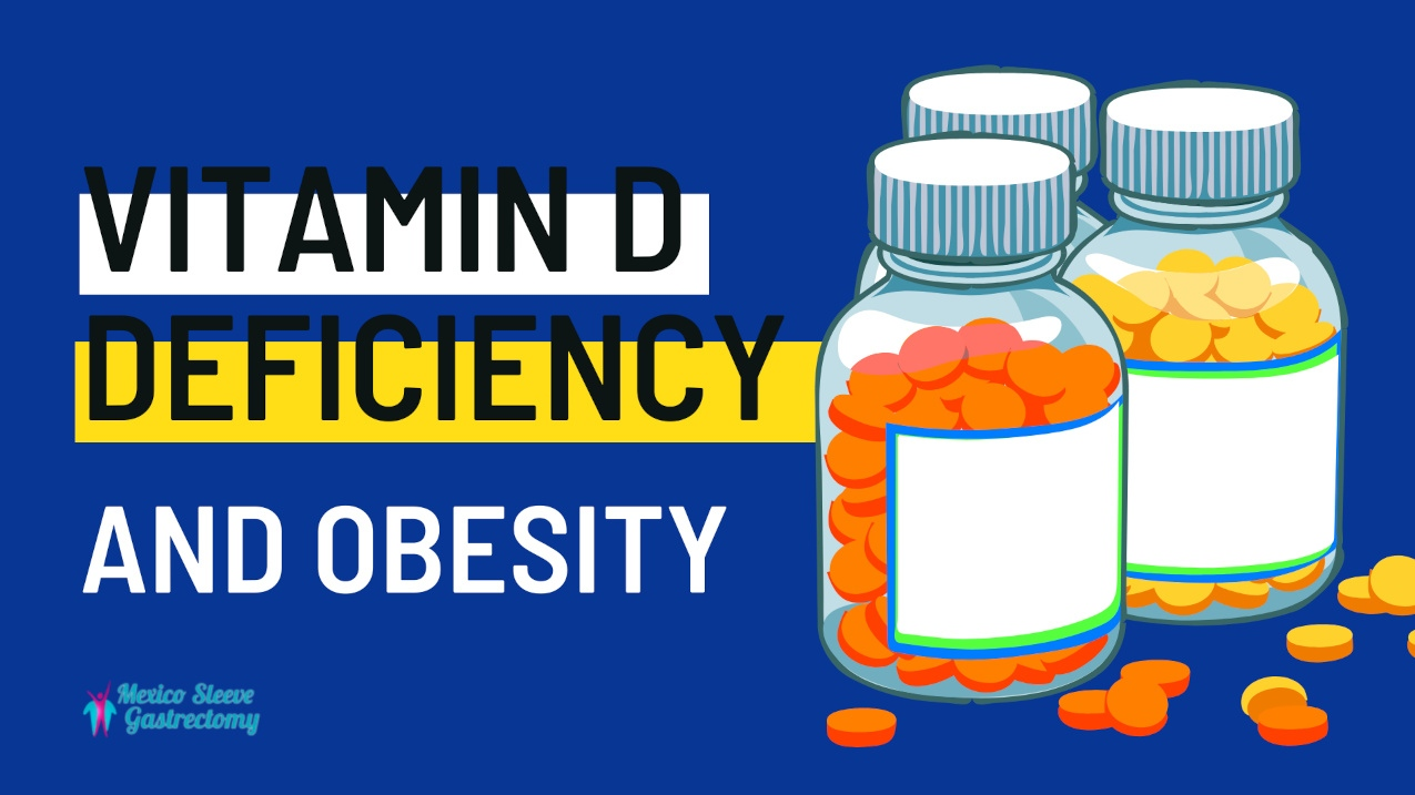 Obesity Leads to Vitamin D Deficiency, Study Suggests