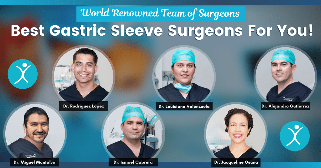 Best Gastric Sleeve Surgeons Near You