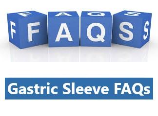 Gastric Sleeve FAQs